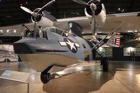 N4583B @ FFO - PBY-5B
