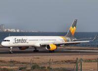 D-ABOC @ ACE - Taxi to the gate of airport of Lanzarote - by Willem Göebel
