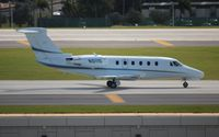 N6110 @ FLL - Citation 650