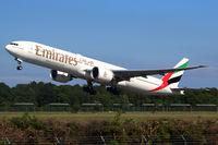 A6-EGI @ EDDH - Emirates (UAE/EK) - by CityAirportFan