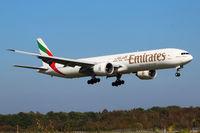 A6-EGJ @ EDDH - Emirates (UAE/EK) - by CityAirportFan