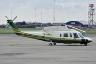 G-HARA @ EGSH - Nice Visitor. - by keithnewsome