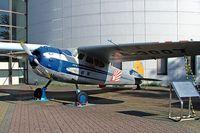 JA3007 @ RJAA - Cessna 195 [7870] Tokyo-Narita~JA 09/11/2005