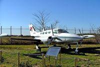 JA5151 @ RJAA - Cessna 411A [411A-0280] Tokyo-Narita~JA 09/11/2005