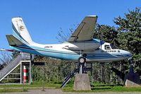 JA5074 @ RJAA - Aero Commander 680E [872-85] Tokyo-Narita~JA 09/11/2005