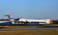 N920FJ @ KCLT - Takeoff CLT - by Ronald Barker