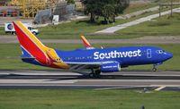 N7718B @ TPA - Southwest