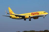 D-ATUL @ EDDH - Tuifly (TUI/X3) - by CityAirportFan