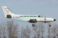 D-IOLB @ EDDH - Sylt Air (AWU/7E) - by CityAirportFan