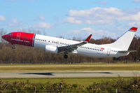 LN-NHA @ EDDH - Norwegian (NAX/DY) - by CityAirportFan