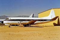 N22SN - Vickers Viscount 744 [40] Tucson-Pima Air and Space Museum~N 15/10/1998