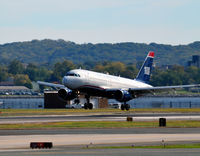 N730US @ KDCA - Landing approach National - by Ronald Barker