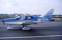 F-GDBU photo, click to enlarge