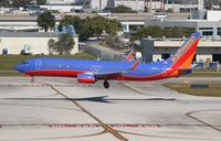 N8637A @ FLL - Southwest