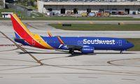 N8657B @ FLL - Southwest