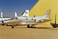 62-4449 - Rockwell CT-39A Sabreliner [276-2] (United States Air Force) Tucson-Pima Air and Space Museum~N 15/10/1998 - by Ray Barber