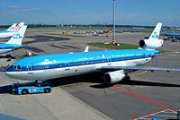 PH-KCF @ EHAM - McDonnell Douglas MD-11 [48560] (KLM Royal Dutch Airlines) Amsterdam-Schiphol~PH 13/09/2003