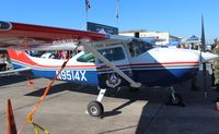 N9514X @ NIP - Civil Air Patrol