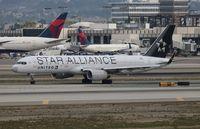 N14120 @ LAX - United Star Alliance