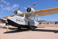 N16934 @ DMA - Sikorsky S-43