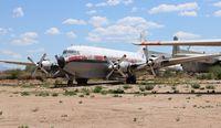 N51701 @ DMA - DC-7B