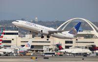 N53441 @ LAX - United