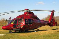 G-WINV @ EGBC - Eurocopter EC.155B1 Dauphin [6748] (Starspeed) Cheltenham Racecourse~G 10/03/2015