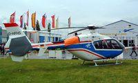 D-HFHS @ EDDB - Eurocopter EC.135T1 [0028] (DLR) Berlin-Schonefeld~D 19/05/2006 - by Ray Barber