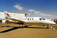 N247VA @ KLAS - Visionair Vantage [1] (Visionaire) Las Vegas-McCarran International~N 19/10/1998