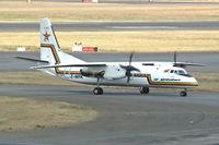 Z-WPK @ FAJS - Xian MA60 [0303] (Air Zimbabwe) Johannesburg-International~ZS 22/09/2006