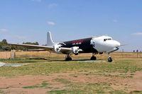 EL-WNH @ FALA - Douglas DC-6 [43127] (Lanseria Fire Service) Lanseria~ZS 20/09/2006
