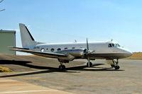 ZS-PHI @ FALA - Grumman G-159 Gulfstream I [164] (Nelair Charter Pty) Lanseria~ZS 20/09/2006 - by Ray Barber
