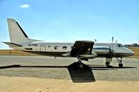 ZS-PHK @ FALA - Grumman G-159 Gulfstream I [25] (Nelair Charter Pty) Lanseria~ZS 20/09/2006 - by Ray Barber