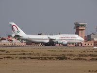 CN-RGA @ GSVO - Maroc One pour la visite officielle de Sa Majesté à Dakhla - by Jean Goubet-FRENCHSKY
