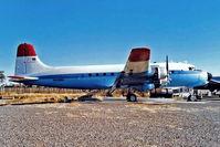 N438NA @ KFFZ - Douglas SC-54G-10-DO Skymaster [36031] (Brooks Fuel) Mesa-Falcon Field~N 17/10/1998
