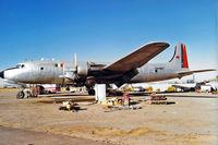 XA-TDR @ KFFZ - Douglas DC-6C-118A [44633] (Confederate Air Force) Mesa-Falcon Field~N 17/10/1998 - by Ray Barber