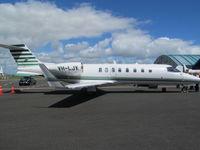 VH-LJX @ NZAA - Medic flight - by magnaman