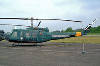 D-HATE @ EDBG - Bell/Dornier UH-1D Iroquois [8063] (Bundesgrenzschutz) Berlin-Gatow~D 15/05/2004 - by Ray Barber