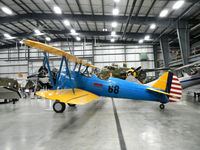 N50539 @ PCW - On display @ the Liberty Aviation Museum - by Arthur Tanyel