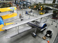N9040R @ PCW - On display @ the Liberty Aviation Museum - by Arthur Tanyel