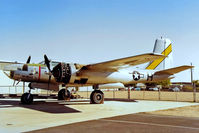N202R @ KFFZ - Douglas A-26C Invader [28880] Mesa-Falcon Field~N 17/10/1998 - by Ray Barber