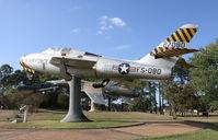 52-7080 @ KAEX - Flying tigers memorial, Alexandria LA - by olivier Cortot