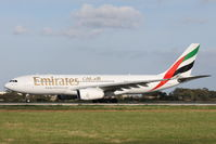 A6-EAH @ LMML - A330 A6-EAH Emirates Airlines - by Raymond Zammit