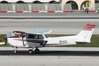 9H-ACL @ LMML - Cessna172 9H-ACL - by Raymond Zammit
