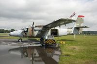 LN-JMP @ ENJB - This ex Norwegian aircraft 184 waiting for its passengers - by Gerrit van de Veen