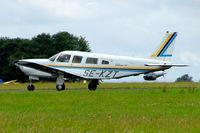 SE-KZT @ EGBP - Piper PA-32R-301 Saratoga SP [32R-8213012] Kemble~G 11/07/2004