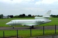 G-JPSX @ EGBJ - Dassault Falcon 900EX EASy [132] Cheltenham~G 30/06/2005