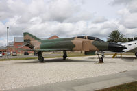 63-7556 - due to Katrina, new paint on this F-4 - by olivier Cortot