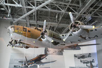 41-9032 - A rare B-17E in a nice museum - by olivier Cortot
