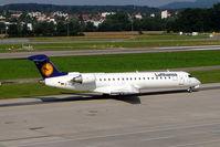 D-ACPP @ LSZH - D-ACPP   Canadair CRJ-700 [10086] (Lufthansa Regional) Zurich~HB 22/07/2004 - by Ray Barber